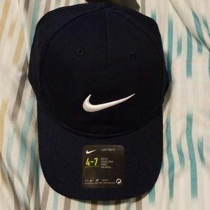 **2 for $22** Nike Boys Hat, Navy Blue